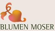 Blumenhandlung und Friedhofsgärtnerei Blumen Moser Logo